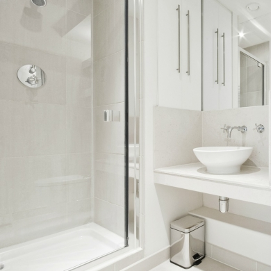 Stainless steel bathroom fittings and accessories