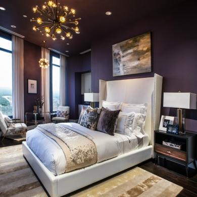 Fascinating bedroom lights