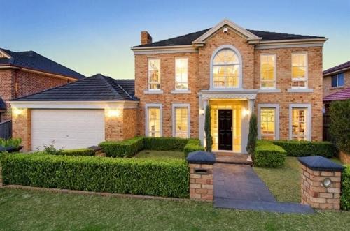 Brick Victorian design