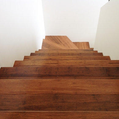 Timber floorboards for stairs