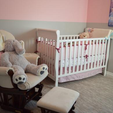 Charming little nursery