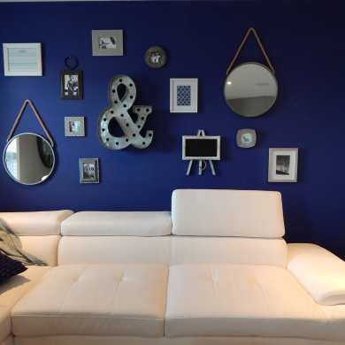 Creative wall design