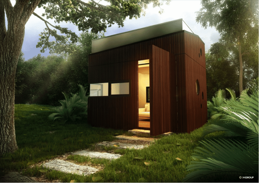 Luxury minimalist house plans - 10 Incredible Cubby Houses