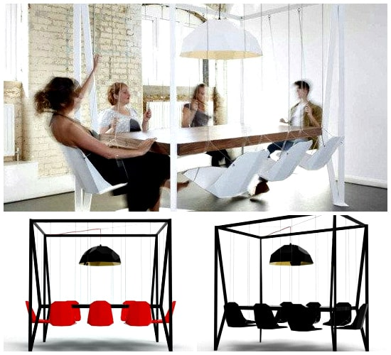 Credits: www.apartmenttherapy.com/sway-your-guests-with-the-swing ...