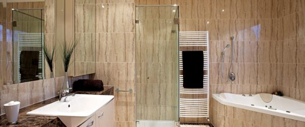 how to make a relaxing bathroom