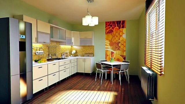 Attrayant Kitchen 416027_640
