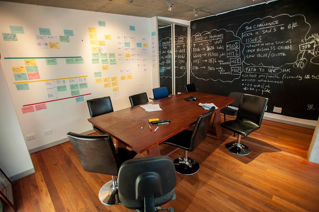 ServiceSeeking meeting room