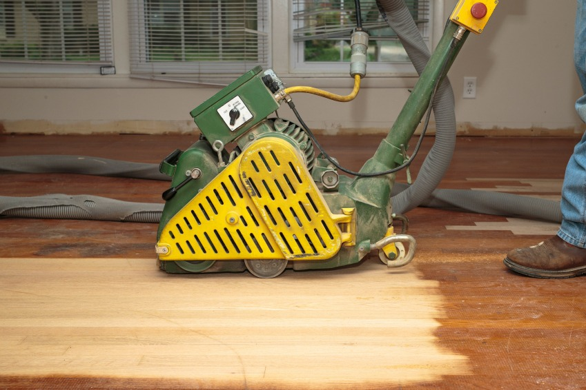 cost of timbe floor sanding