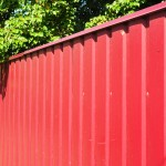 Colourbond fencing 150x150