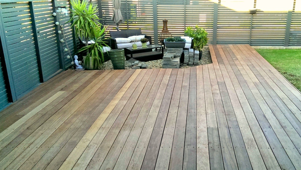 Cost of building a deck serviceseeking price guides for Timber deck construction