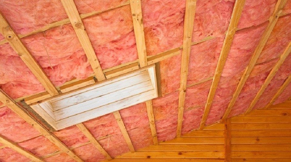 installation of home insulation