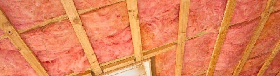 Fiberglass Roof Insulation