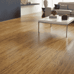 Timber floor living room