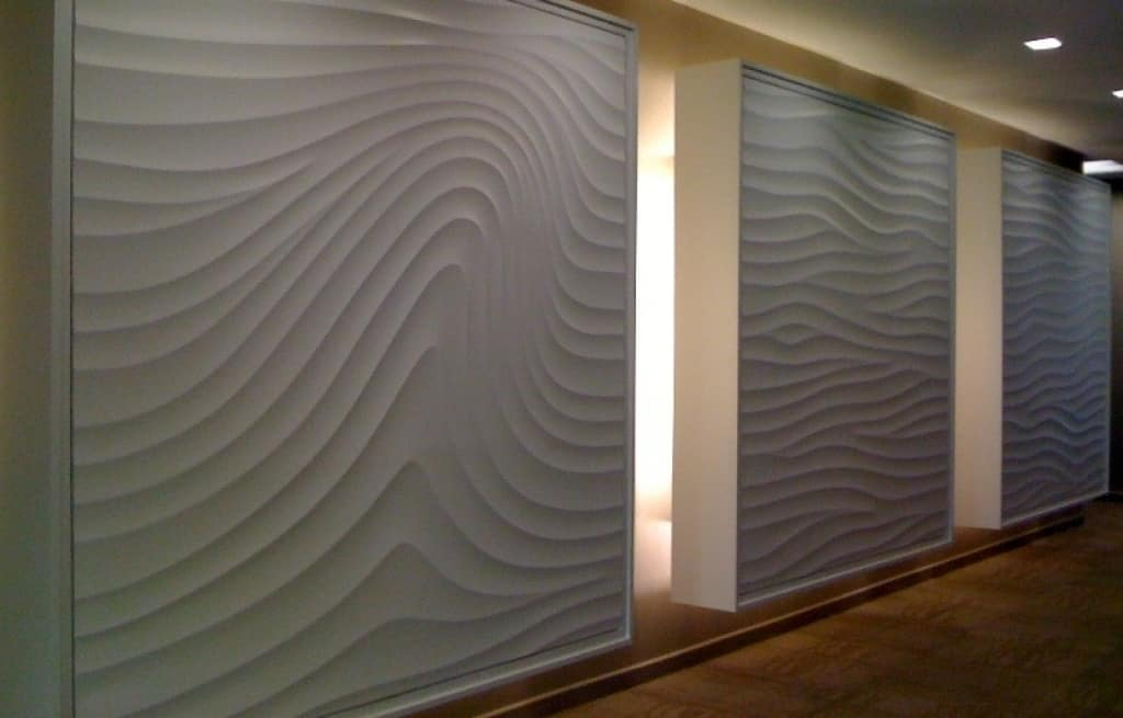 decorative plaster walls