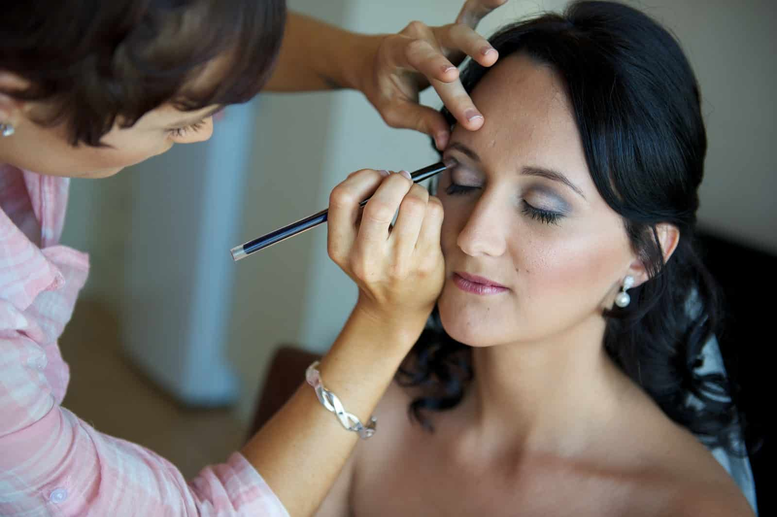 professional hair and makeup artist for weddings: what is the cost? -