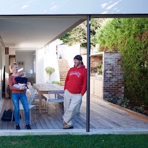 outdoor renovation case study