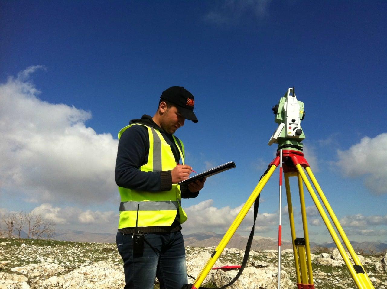 surveying 3