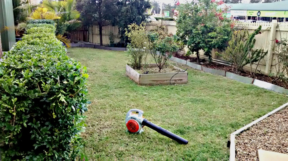Photo from: Elite Mowing Yard Maintenance