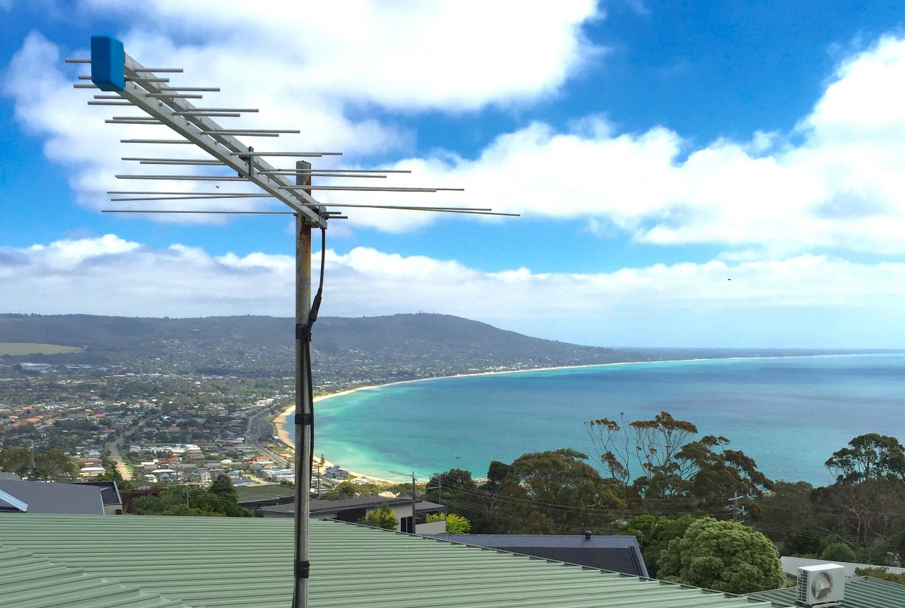 television antenna services