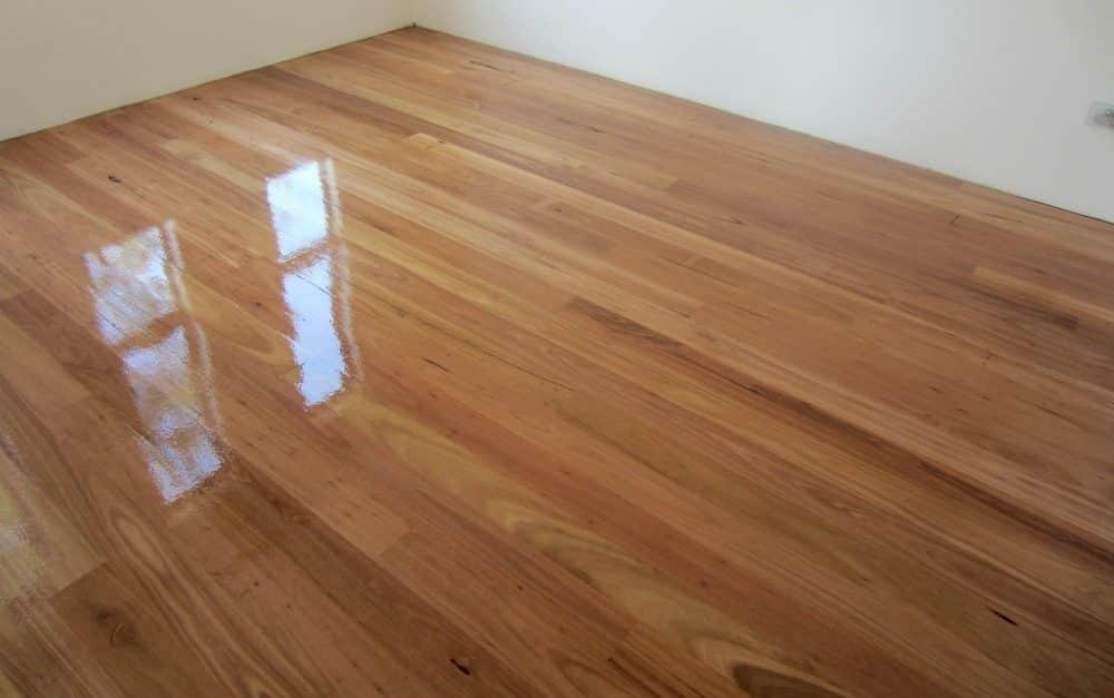 Timber Floor Polishing