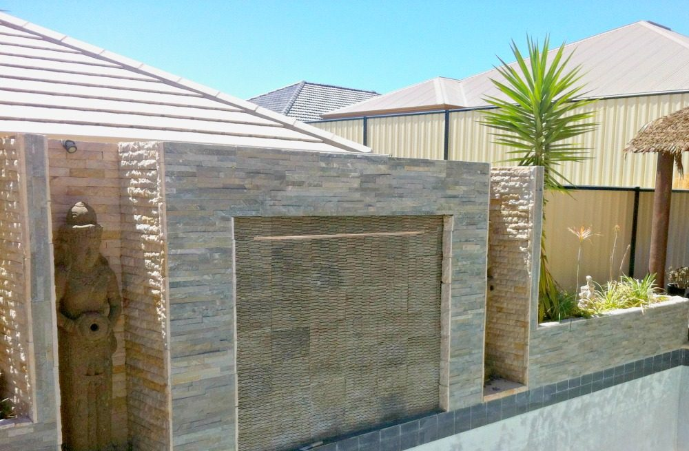 Northern Perth house exterior cladding
