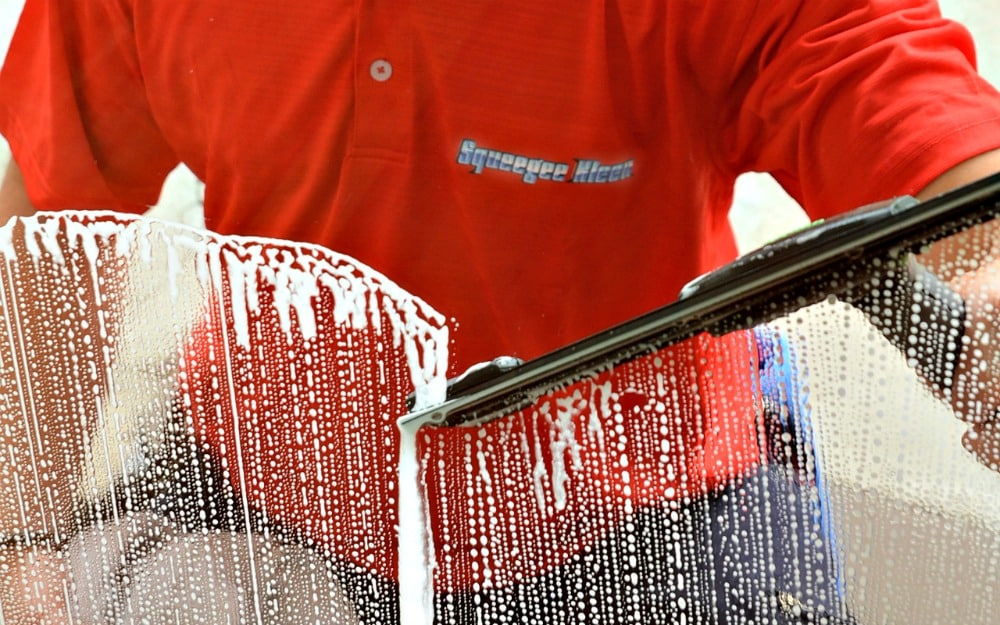 Photo from: Squeegee Kleen