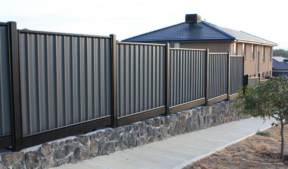 cost of colorbond fencing