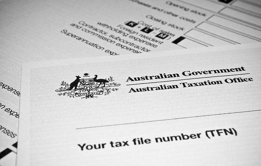ato individual tax return instructions