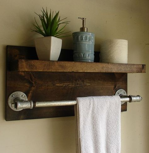 plumbing_pipe_towel_rack