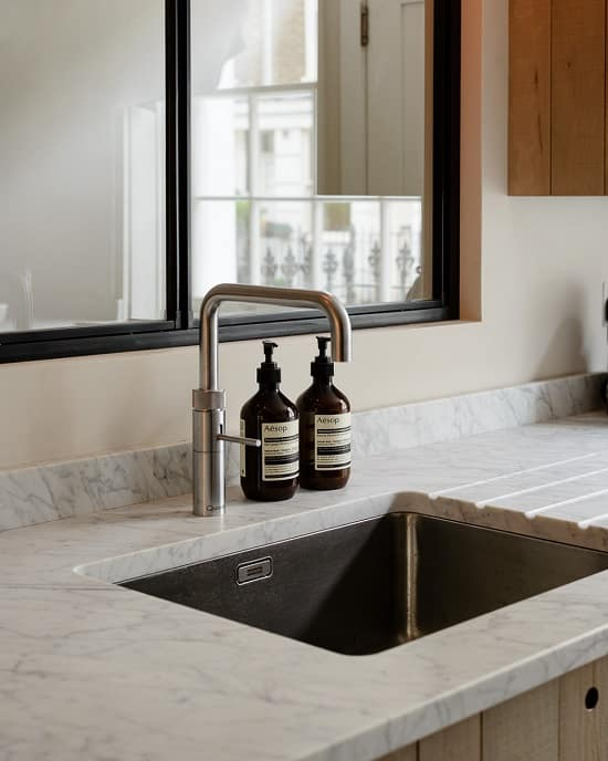 budget kitchen sink renovation