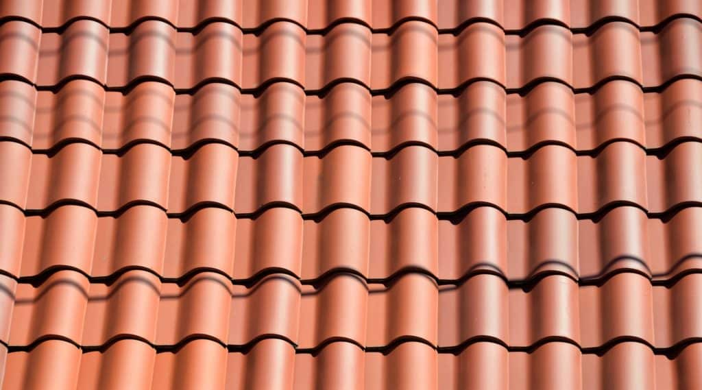 cost of roof tiling