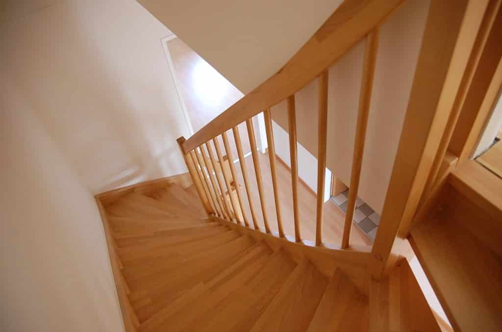 cost of building stairs