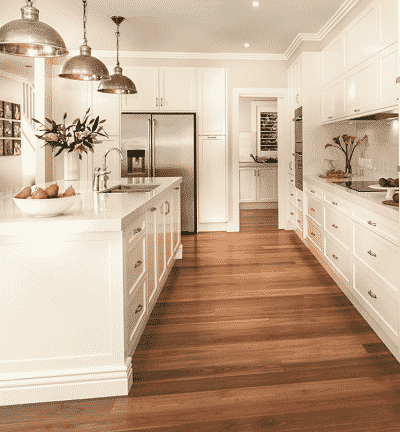 Kitchen flooring budget