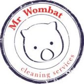 mr wombat cleaning