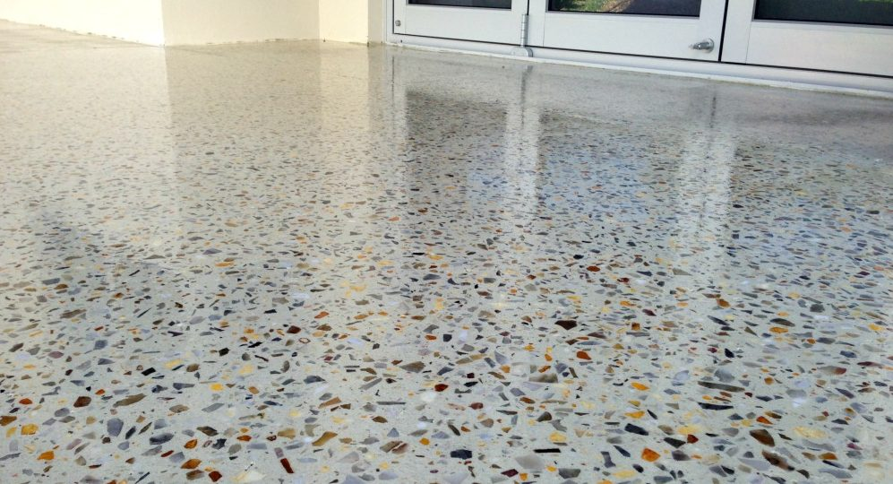 Cost of Polished Concrete Floors | ServiceSeeking com au