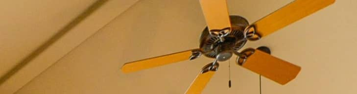 Cost of ceiling fan installation serviceseeking price guides ceiling fan install cost aloadofball Images