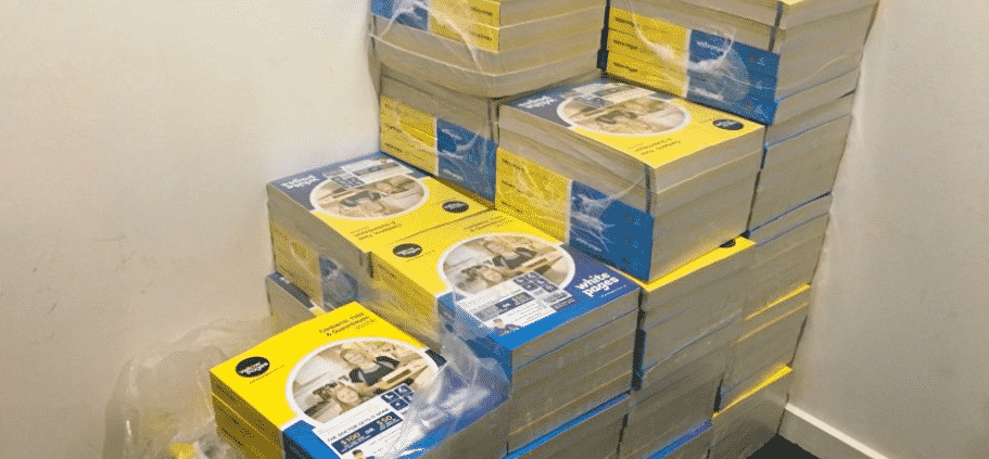 opt out of yellow pages delivery