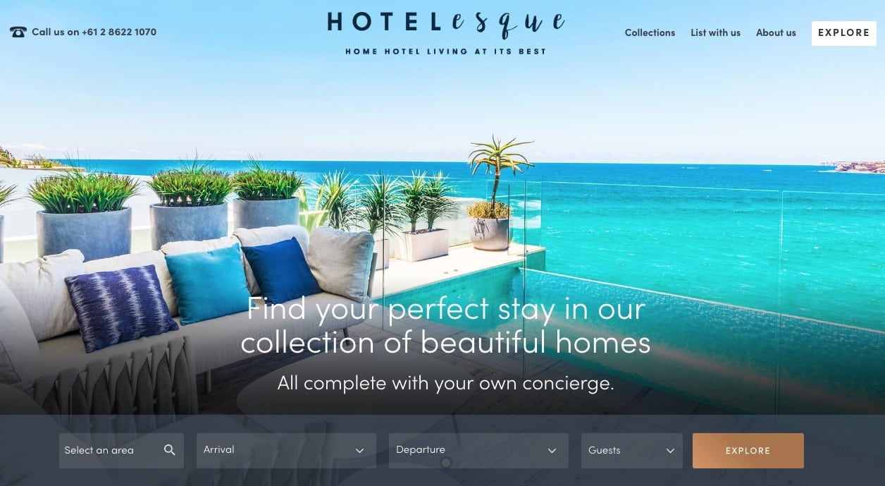 Hotelesque