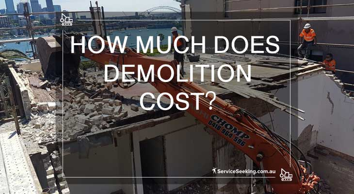 How much does demolition cost?