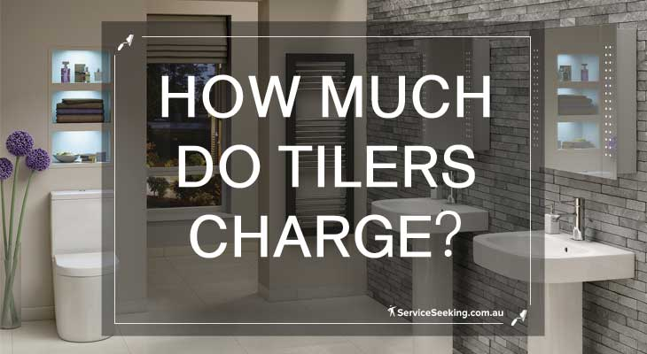 How much do tilers charge?