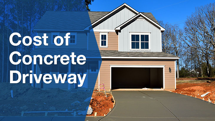 Remove and Replace Concrete Driveway Price | Service Seeking