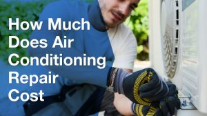 How much does air conditioning repair cost?