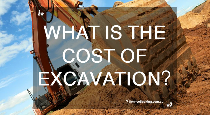 What is the cost of excavation?