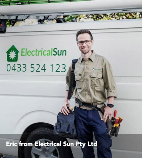 Eric from Electrical Sun