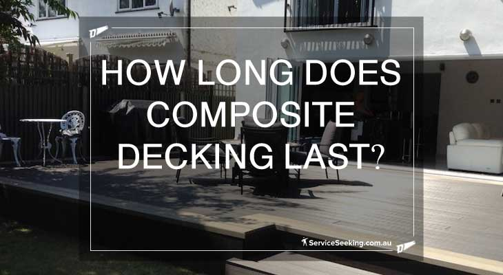 How long does composite decking last?