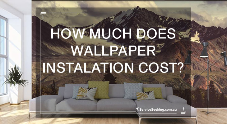 How much does wallpaper installation cost?