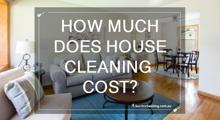 How much does house cleaning cost?