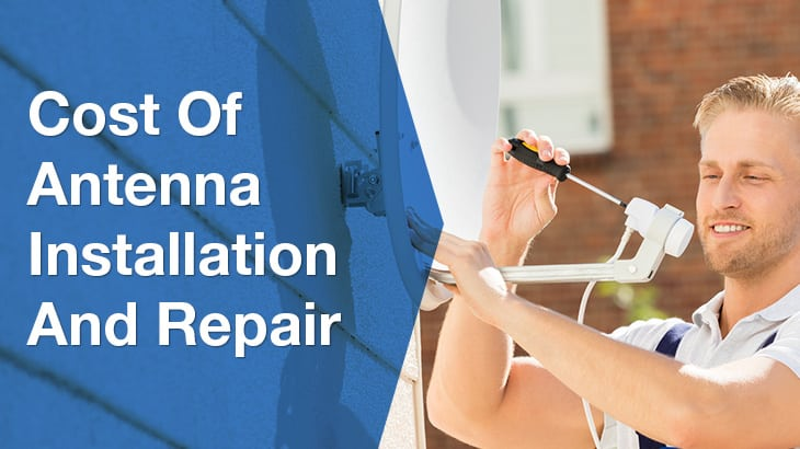 installation and repair banner