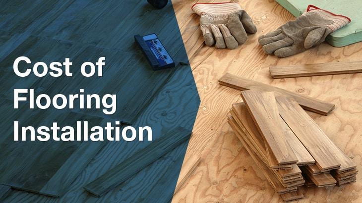 flooring installation banner