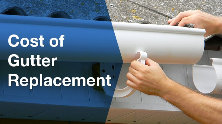 gutter replacement banner